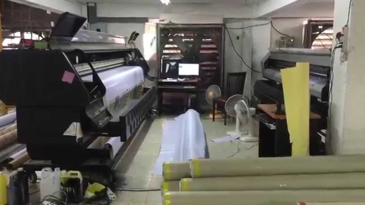 บริการงานพิมพ์แบนเนอร์ (Banners)