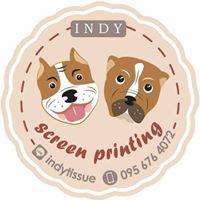 พิมพ์แก้วพลาสติก กระดาษทิชชู่ By Indy Screen Printing